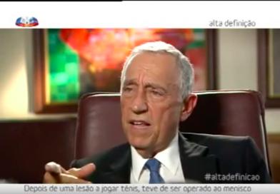 Testemunho do Sr. Presidente da República Prof. Marcelo Rebelo de Sousa