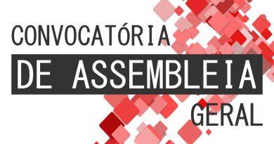 Convocatória Assembleia Geral