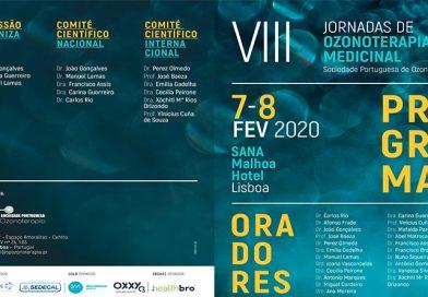 VIII Jornadas Ozonoterapia Medicinal