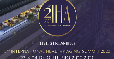 2ND International Healthy Aging Summit 2020